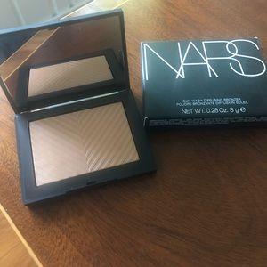 NARS sunwash diffusing bronzer